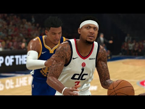 NBA Today 2/3 Golden State Warriors vs Washington Wizards Full Game Highlights | NBA 2K