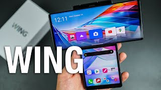 LG Wing 5G Unboxing & First Look!
