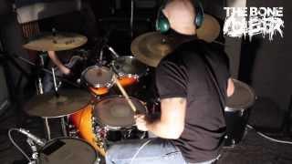 Video Slipknot drumcover by J.R.Sivak