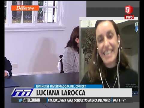Luciana Larroca