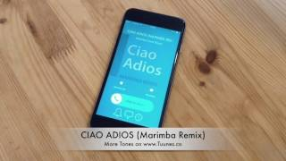 Ciao Adios Ringtone (Anne-Marie Tribute Marimba Remix Ringtone) • For iPhone & Android