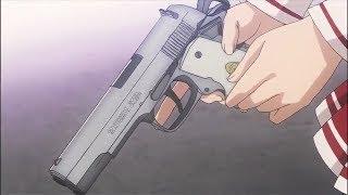 Аниме клип - Пистолеты
