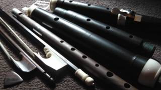 'Hey Joe' - Jimi Hendrix - Baroque flute version