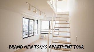 Brand New Tokyo Apartment Tour 2020