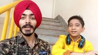 Zee Tamil Sa Re Ga Ma Pa singer Jaskaran Singh and viswa Prasad singing thoovaanam song