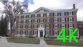 A 4K Tour of Dartmouth College