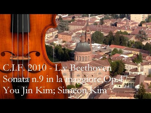 Piano Accompanying - Beethoven Violin Sonata No. 9