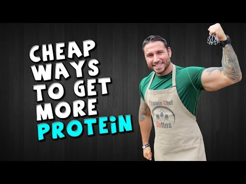 Video 7 Cheap Ways to Get More Protein in YOUR Diet