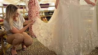 Sasha Clements Wedding Photos