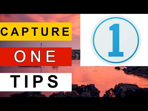 Capture One 11 Tutorial For Beginners Capture One 11 ... - YouTube