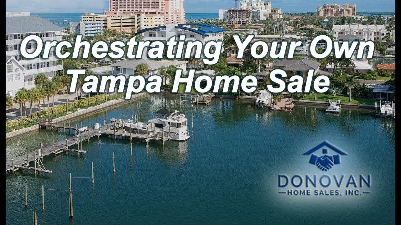 The Path to Orchestrating Your Own Home Sale