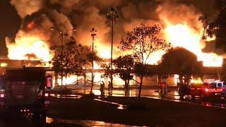 Brände in Kalifornien