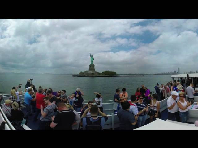 Virtual trip to New York