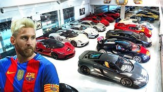Lionel Messi's Car Collections ★ 2019