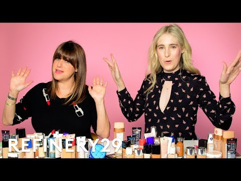 We Tested 100 Drugstore Foundations To Find Our Top 5   Beauty   Refinery29