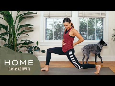Home – Day 4 – Activate | 30 Days of Yoga With Adriene