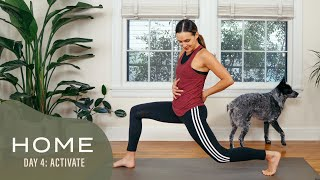 Home-Day 4-Activate | 30 Days of Yoga With Adriene