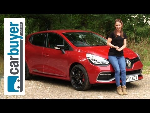 Renault Clio RS 200 hatchback review - CarBuyer