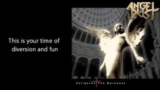Angel Dust - Enjoy! (Lyrics on Screen)