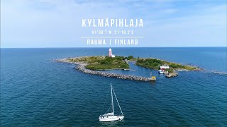 Safe Approach to Kylmäpihlaja port in Rauma, Finland