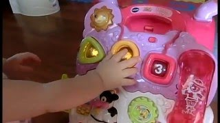 VTech® Sit To Stand Learning Walker // Toy Reviews