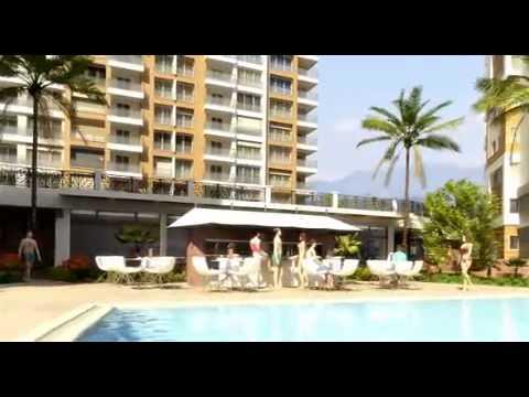 Düdenpark Evleri Antalya Videosu