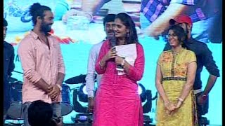 Raghu Master And Singer Pranavi Marriage Announcement At Abbayitho Ammayi Audio Launch