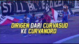 MOMENTUN LAGA AREMA FC VS TIMNAS INDONESIA U22