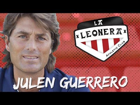 Hincha Bilbaino / LA LEONERA / Julen Guerrero / Programa inaugural / Jueves 18 Feb. 2021