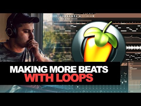 MAKING CRAZY BEATS WITH MORE LOOPS & MIDIS! | How To Make Loops FL Studio Tutorial Cookup