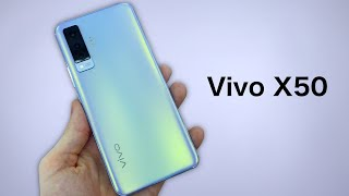 Vivo X50 - FIRST LOOK & HANDS ON