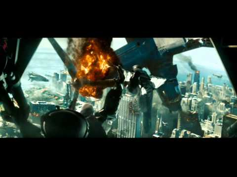 Wingsuiting Through Skyscrapers, Transformers: Dark of the Moon (2011)