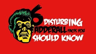 6 Disturbing Adderall Facts You Should Know | Drug Facts You Never Knew | Detox to Rehab