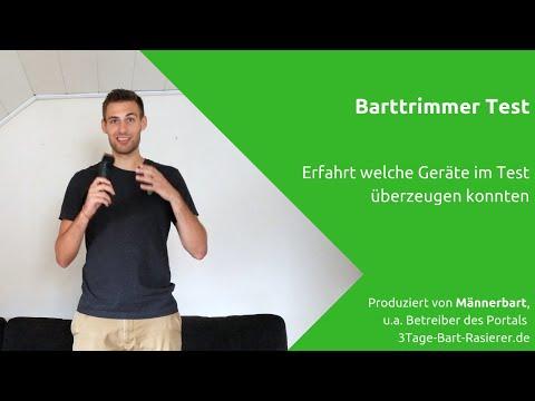 Bartschneider / Barttrimmer Test: Vorstellung unserer 3 Empfehlungen (Vergleich von 15+ Geräten)