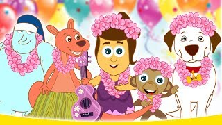 The Adventures Of Annie and Ben: Birthday Surprise Part 2 New Episode For Kids by HooplaKidz