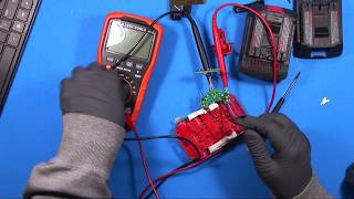 """Fixing a """"Bad"""" Bosch Lithium Battery"""