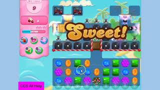 Candy Crush Saga Level 4213 NO BOOSTERS Cookie