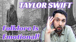 Taylor Swift Folklore | Full Album Reaction (Part 1)