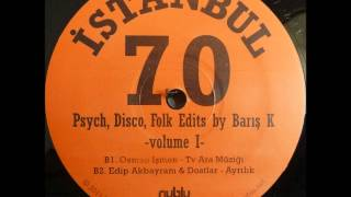 Belter over on Nublu Records courtesy of Barış K