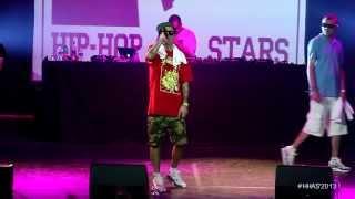 Hip Hop All Stars 2013 By Streetmosfera. Видеоотчет.