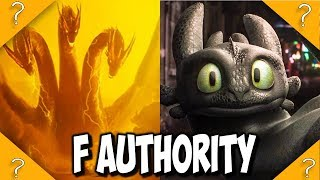 What if Ghidorah was in How to Train your dragon