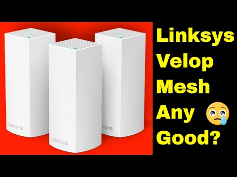 , title : 'Linksys Velop Intelligent Mesh WiFi System, Tri-Band, 2-Pack White (AC4400) Preview and Setup'