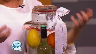 DIY Hostess Gifts For Holiday Party Season