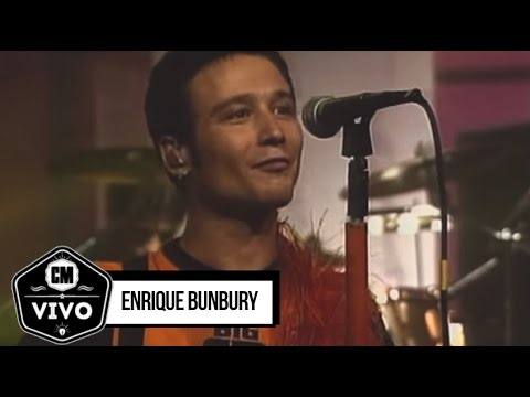 Enrique Bunbury video CM Vivo 1998 - Show Completo