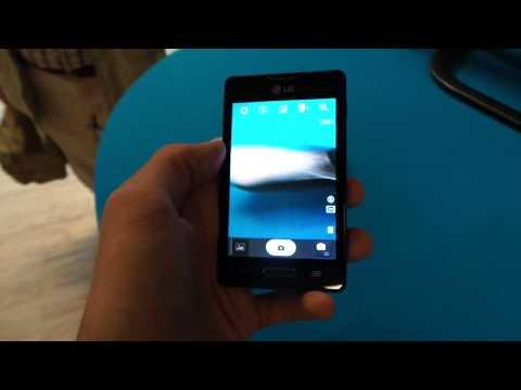 LG Optimus L4 II Smartphone Hands On
