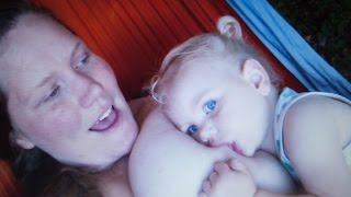 Breastfeeding my Toddler outside on a Hammock: 20 Months of Breastfeeding on Demand makes