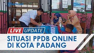 Situasi PPDB Online SD di Padang, Banyak Orangtua Siswa Harus Kembali karena Tak Bawa KK
