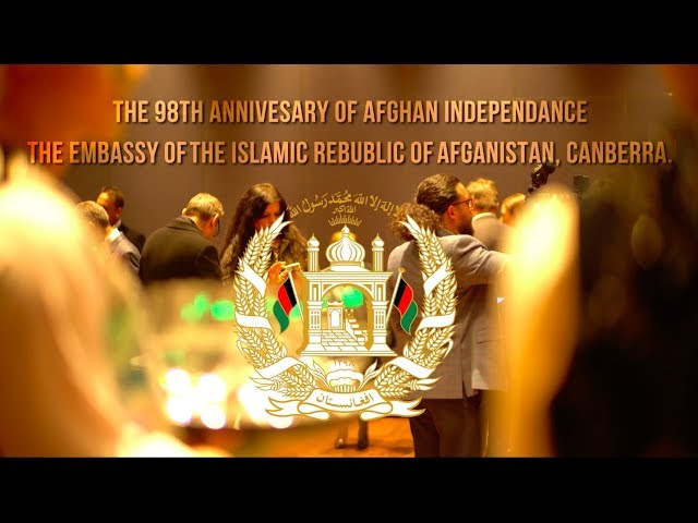 Celebration of 98th Independence Day of Afghanistan in Canberra