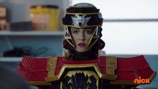 Power Rangers Ninja Steel - The Royal Rumble - Princess Viera Joins The Power Rangers | Episode 15