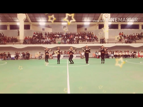 Mizoram Super League Season 3 KhatlaTBL Cheerleaders,LayUP Crew